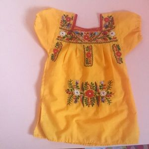Other - Baby dress from Mexico